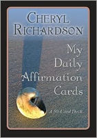 Purchase My Daily Affirmation Cards